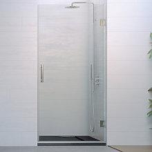 Mampara de ducha abatible Diala -Hidroglass- 6 y 8