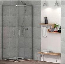 Mampara de ducha angular Austin Futurbaño