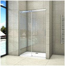 Mampara de ducha Frontal Deslizante, Puerta