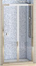 Mampara de ducha frontal Portland de Futurbaño