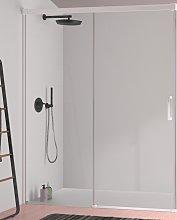 Mampara de ducha Glasse -Kassandra- (1 fija + 1
