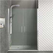Mampara de ducha GME, Open 2 puerta abatibles