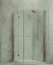 Mampara de ducha Linde -Hidroglass- (2 hojas