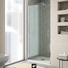 Mampara de ducha Milán (1 puerta abatible entre