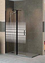 Mampara de ducha Milán -Torvisco- (1fijo +