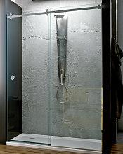 Mampara de ducha Oder de Hidroglass (1 fija + 1