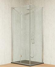 Mampara de ducha plegable Tarim -Hidroglass- (2