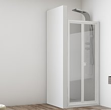 Mampara de ducha plegable Yaguas -Hidroglass-
