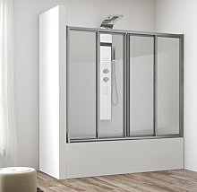 Mampara frontal de bañera Ankara -Hidroglass- (2