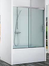 Mampara frontal de bañera Avon -Hidroglass- (1
