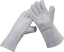 Mangas de mano de soldadura Er Calor Protección