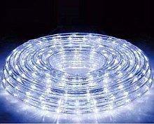 MANGUERA LED LUZ NAVIDAD FIESTA COLORES RGB LUZ