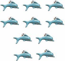 Manija de cerámica Delfín de dibujos animados