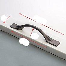 Manija de gabinete Muebles de aleación de zinc