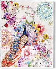 Manta BENGTA 130x160 cm - Multicolor - HIP