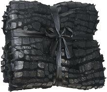 Manta Leather Skin Black 170Cm
