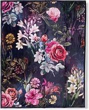 Manta SIMONE 130x160 cm Multicolor - Multicolor -