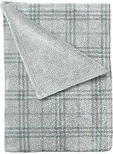 Manta Tweed - Plaid - para el sofa, la cama, la