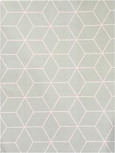 Mantel Cube Agua 140x200 - Trends Home Selection