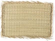Mantel Individual Alga Flecos - Trends Home