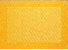 Mantel Individual Pvc Amarillo - Asa Selection