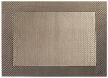 Mantel Individual Pvc Bronce - Asa Selection