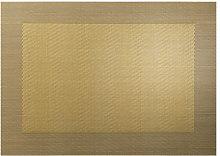 Mantel Individual Pvc Oro - Asa Selection