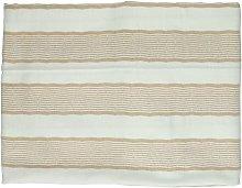 Mantel rectangular de algodón Tizia