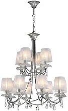 Mantra - Lámpara de gran formato 8+4 L SOPHIE