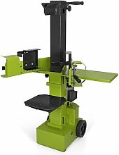 Maquina Para Rajar Leña Vertical 9 Ton 3500W Vito