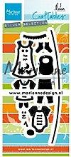 Marianne Design Craftables Plantillas de Corte y