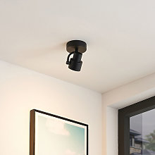 Maribell foco de techo de aluminio, negro - Arcchio