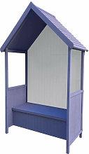 Marquesina Gardiun Alice Purple 75x137x223 cm de