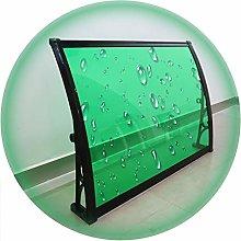 Marquesina Toldo, Panel PC Sólido 2,5mm