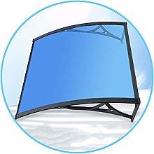 Marquesina Toldo, Placa PC Azul Resistente Lluvia