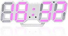 MARSPOWER Relojes despertadores digitales Reloj