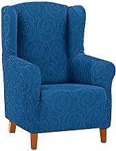 Martina Home Funda sillón Relax, Azul, Orejero
