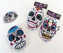 Mascara Decorada Halloween