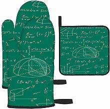 Matemáticas Ciencias con fórmulas escritas a