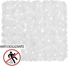 Maurer - Alfombra baño antideslizante stone 54x54