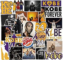 MBGM 100 unids estrella de baloncesto Kobe