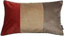 McAlister Textiles Funda de almohada de terciopelo