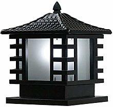 MCBODOG Luces de jardín retro LED Iluminación de
