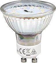 McShine ET70 - Foco LED (GU10, 7 W, 470 lm, luz