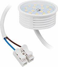 McShine Foco LED de 7 W, blanco neutro, 4000 K, 7 W