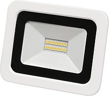 McShine SMD-Slim - Foco LED para exteriores (10 W,