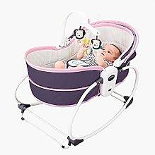 Mecedora De Columpio Multifuncional Para BebéS