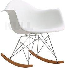 Mecedora RAR Style - Blanco