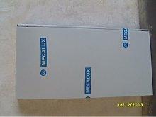 Meclux - Bandeja estantería 90x40cm metálica gr