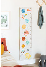 Medidor Infantil de Pared Cosmic Kids Multicolor